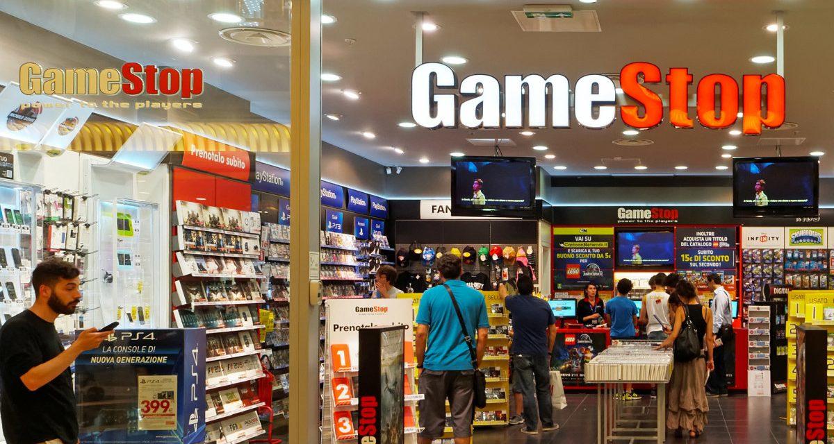 Inversores vuelven a GameStop tras alivio de restricciones