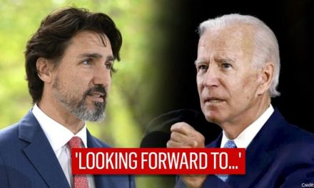 Biden, Trudeau agree to meet next month