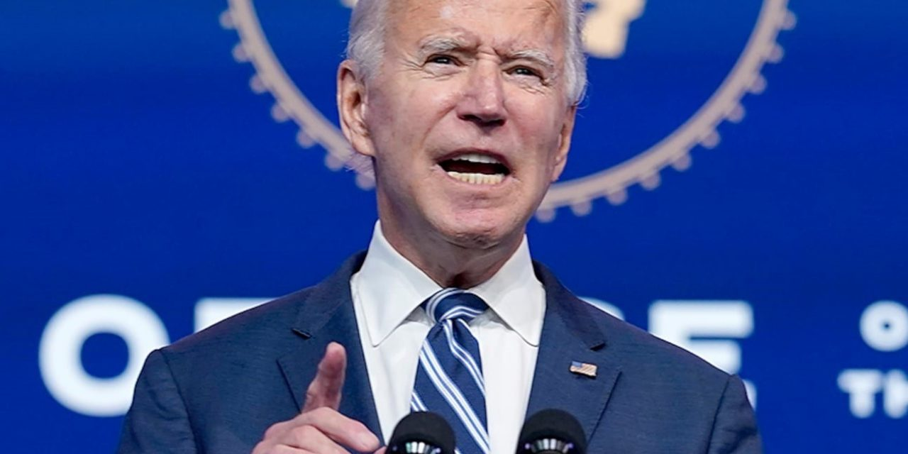 Biden on first day to unveil legislation to provide path to U.S. citizenship for millions