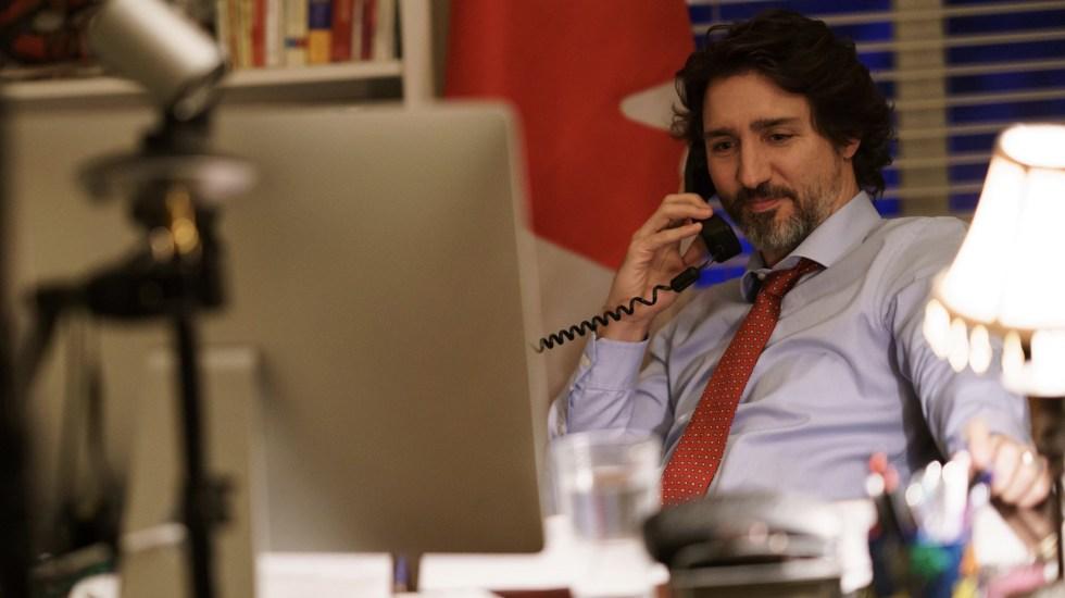 Biden conversa con  Justin Trudeau, Se reunirán en febrero