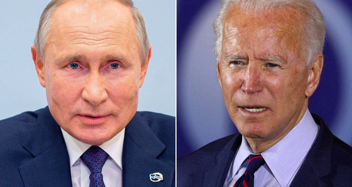 Biden has first call with Putin as president