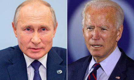 Biden has first call with Putin as president