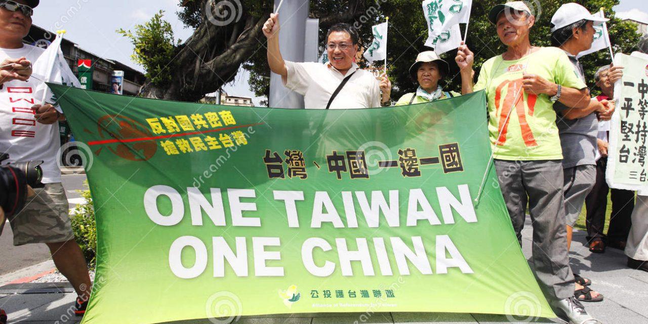 """China advierte: """"La independencia de Taiwán significa guerra"""""""