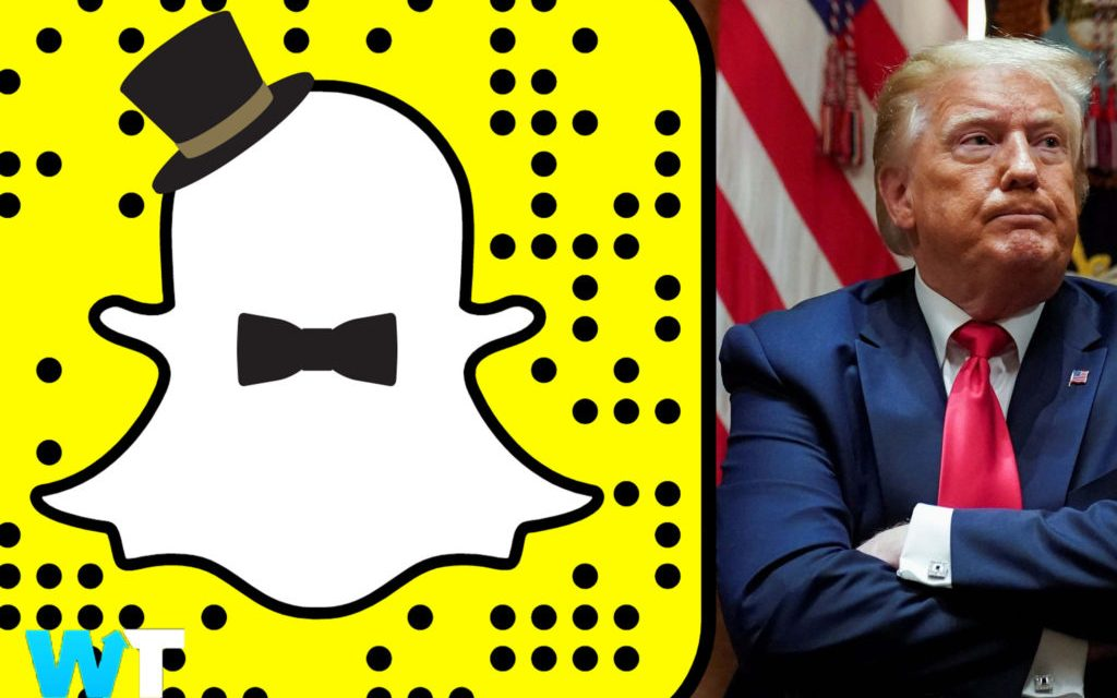 Trump's Snapchat account to be permanently banned