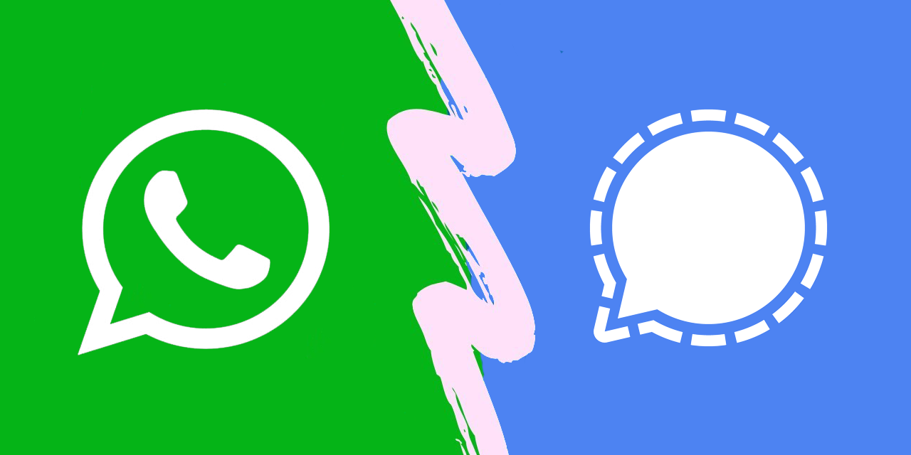 Por qué no abandonaré WhatsApp, a menos que todos se cambien a Signal