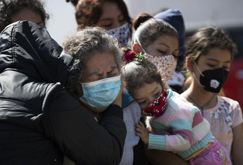 Llega México a 1,912,871 casos positivos de covid