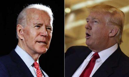 """Biden advierte: Trump """"podría irse de la lengua y decir algo"""""""