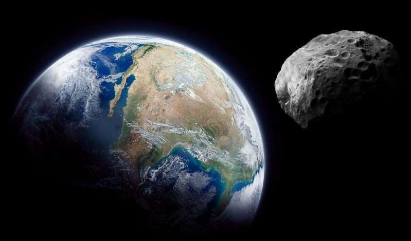 Asteroide del tamaño del Golden State pasará cerca de la Tierra