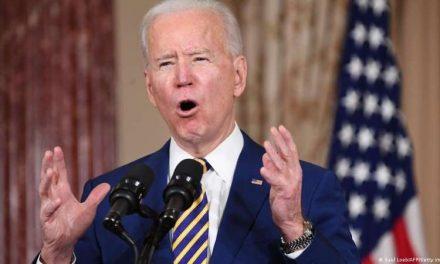 Biden anuncia nuevo grupo de trabajo del Pentágono sobre China