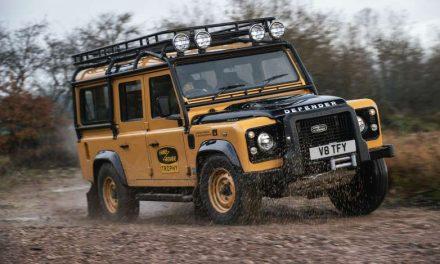 Land Rover vuelve a producir el Defender clásico; esta vez, vale más de 250 mil dólares