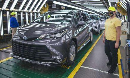 Toyota supera los 30 millones de vehículos producidos en Estados Unidos
