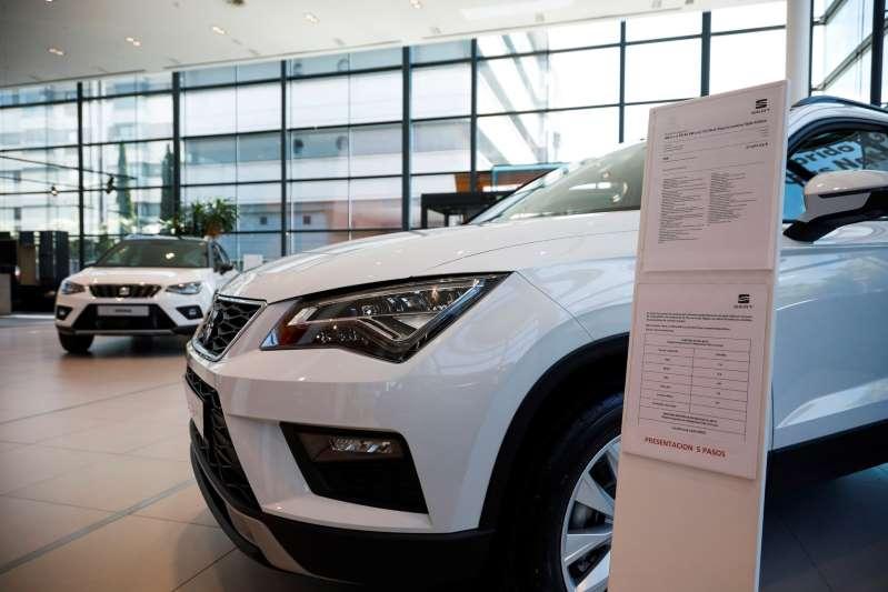 Las ventas de Seat caen en enero un 24,8% tras la bajada en Europa Occidental