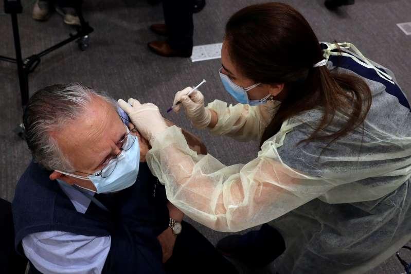 Líbano lanza campaña de vacunación contra Covid
