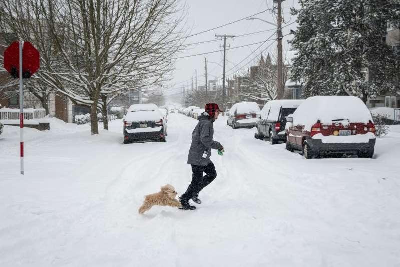 Millones enfrentamos un fin de semana con el clima más extremo del invierno en Estados Unidos