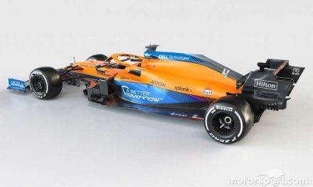 Por qué el nuevo McLaren no lleva el logo de Mercedes