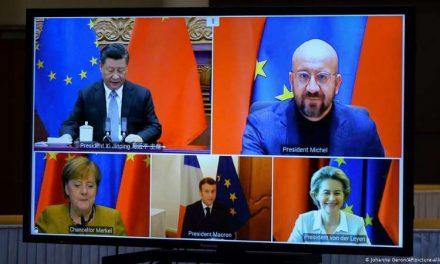 China supera por primera vez a Estados Unidos como principal socio comercial de la UE