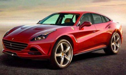 Ferrari inicia la fase de pruebas en pista del Purosangue, el rival de Lamborghini Urus