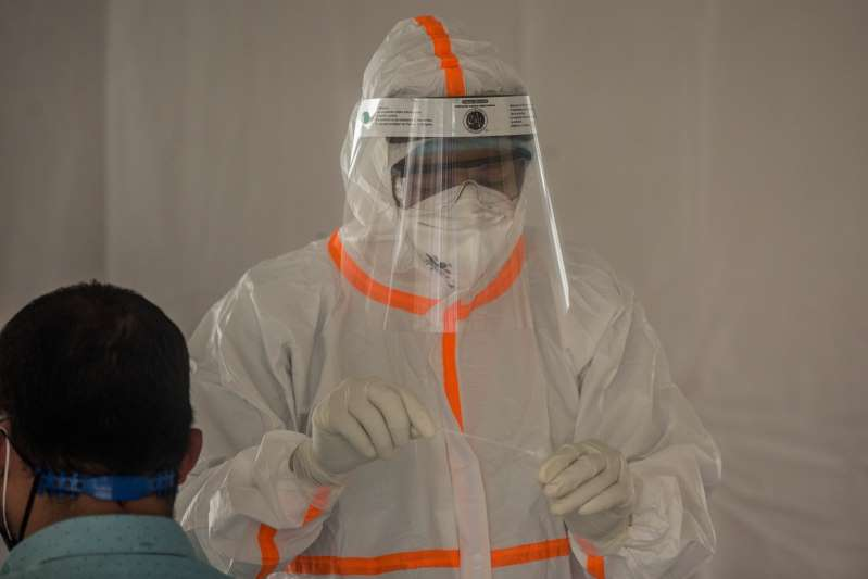 Denuncian compra de pruebas falsas en Guatemala para detectar la covid-19