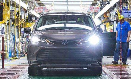 La planta Toyota Indiana produce la unidad 300 millones de la marca en USA