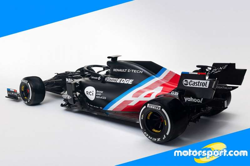 Mecachrome fabricará los motores Renault para Alpine F1
