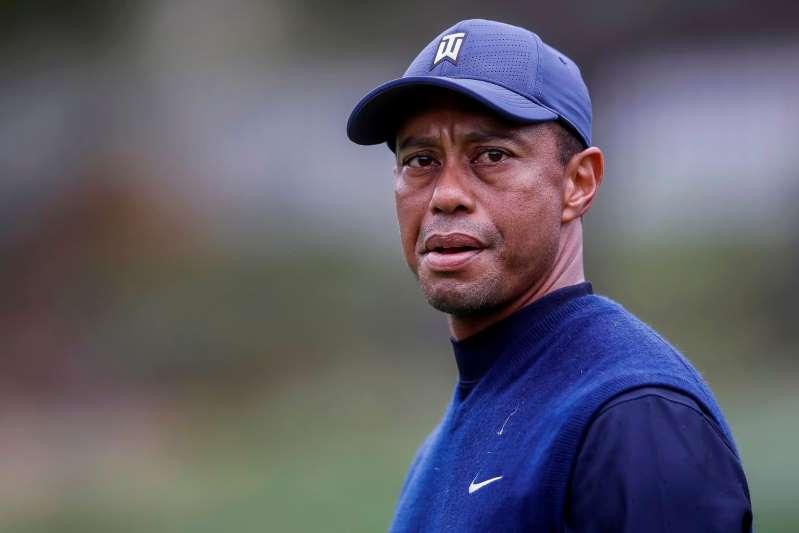 Un nuevo incidente automovilístico involucra a Tiger Woods