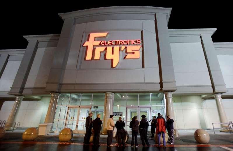 Cierra la cadena Fry's Electronics en Estados Unidos