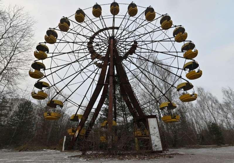 El escalofriante y macabro hallazgo realizado por Google Earth en Chernobyl