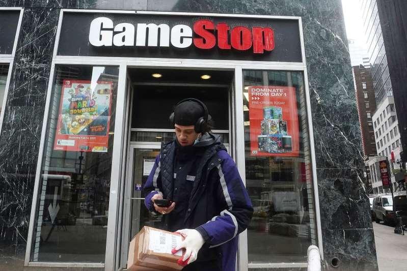Las posiciones cortas en GameStop bajan a menos de la mitad en una semana: S3 Partners