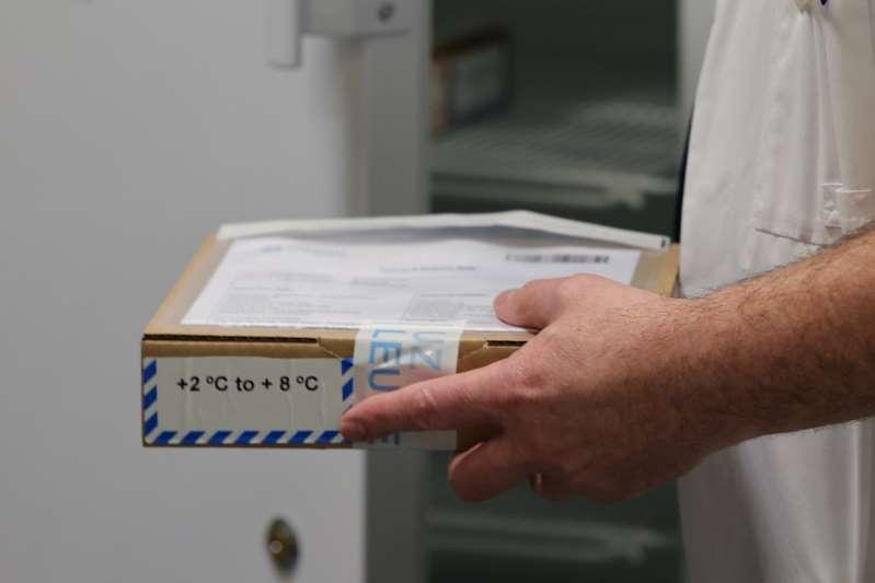 Biontech anuncia que suministrará 75 millones de dosis más de su vacuna a la UE