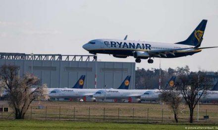 Ryanair prevé la peor pérdida anual de su historia por la pandemia