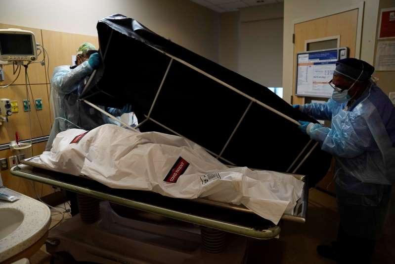 Enero fue el más mortífero para Estados Unidos por el coronavirus