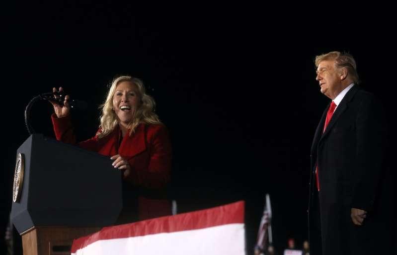 Cinco mentiras que impulsa la congresista republicana Marjorie Taylor Greene