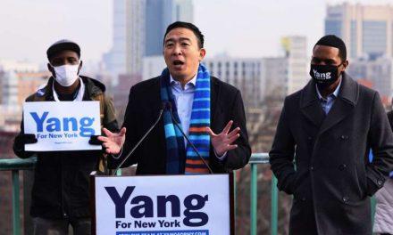 Andrew Yang, candidato a la alcaldía de Nueva York, da positivo de coronavirus