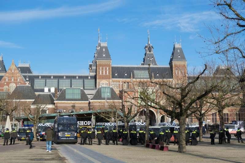 Holanda extiende duras medidas de confinamiento por COVID