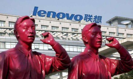 Lenovo, número 1 en ventas en Europa, Oriente Medio y África por primera vez