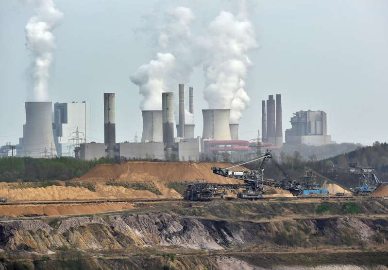 Alemania supera meta de reducción de gases de invernadero