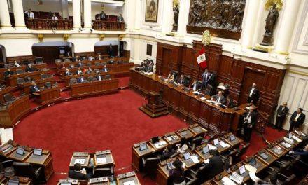 Perú aprueba la eliminación de la inmunidad parlamentaria