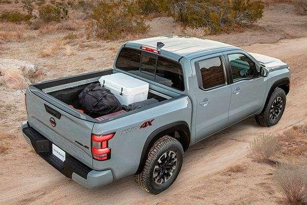 Nissan Frontier 2022: por fin, una Frontier –casi- totalmente nueva