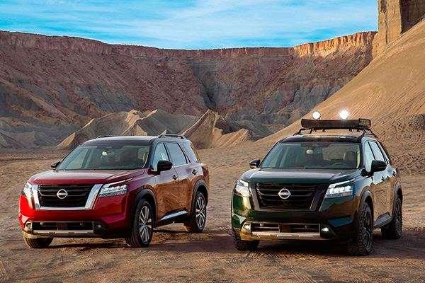 La Nissan Pathfinder 2022, ahora sin CVT