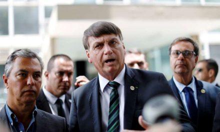 Bolsonaro dice que no interferirá con la política de precios de combustible de Petrobras