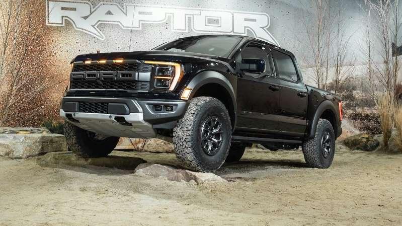 Ford F-150 Raptor 2021: Primer Vistazo