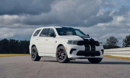 Dodge inicia la producción del Durango SRT Hellcat 2021 en Detroit