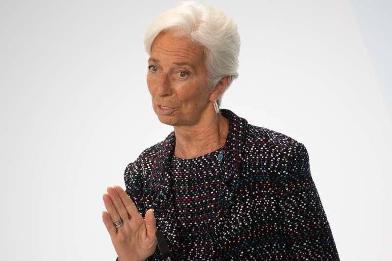 Lagarde confía en la recuperación económica en 2021