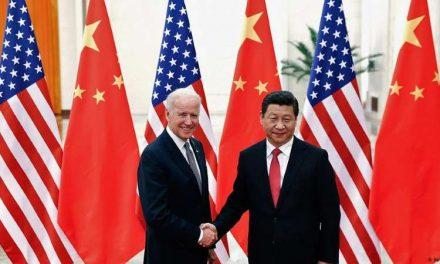 "Biden prevé una ""extrema competencia"" con China"