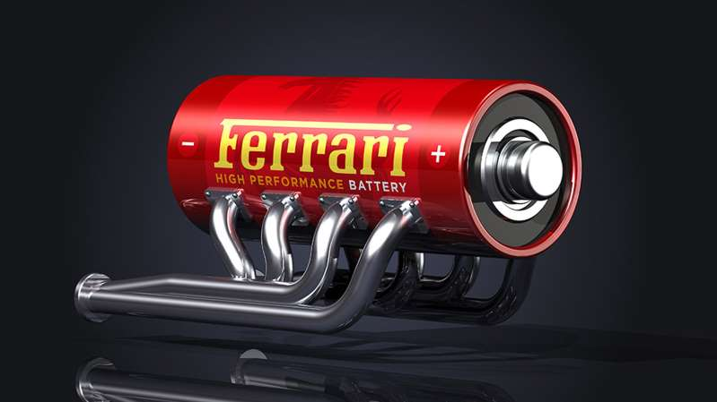 Ferrari confirma que incursionará en el segmento de los autos eléctricos