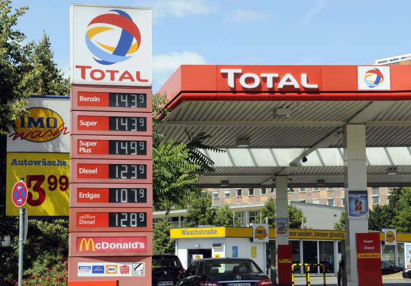 """Pandemia noquea a la petrolera francesa """"Total"""". Pierde 7.242 millones de dólares. Se reorientará al uso de energías renovables"""