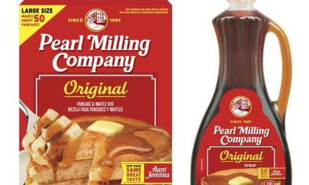 Aunt Jemima cambia de nombre a Pearl Milling Company