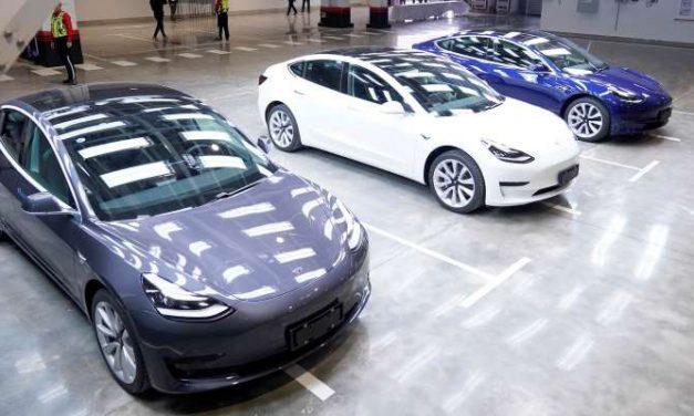 Tesla para temporalmente la producción de su Model 3