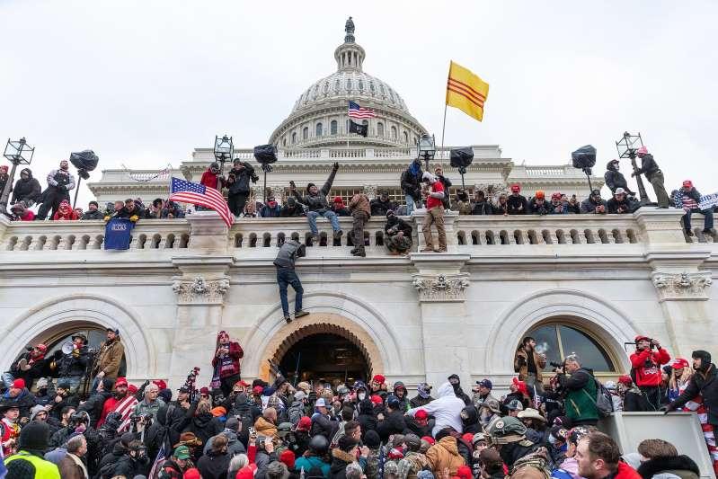 Extremistas podrían estar planeando nuevo ataque al Capitolio, advierte la policía