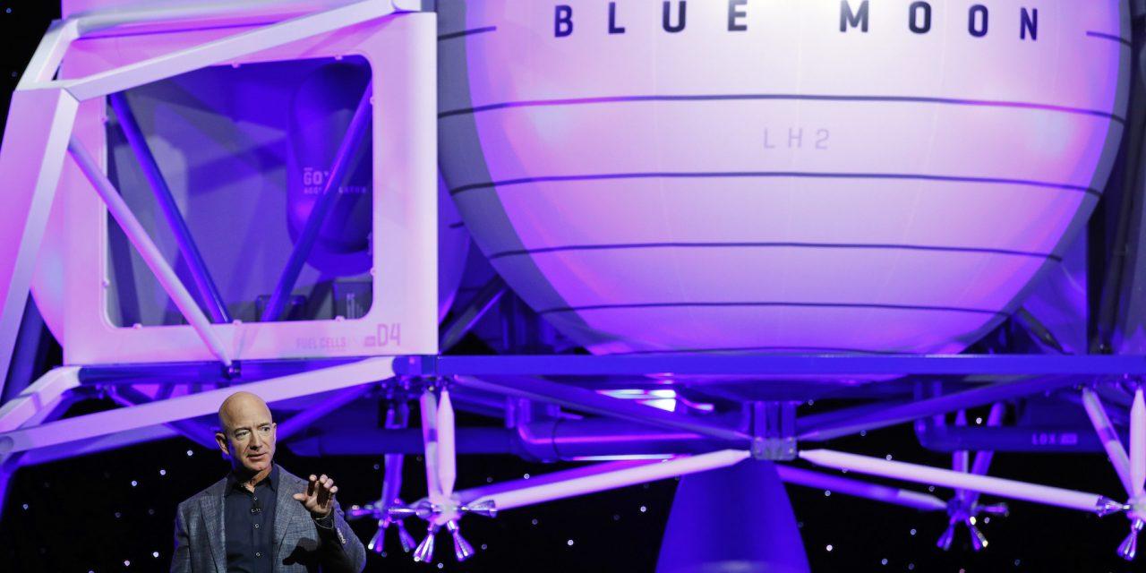 Blue Origin: ¿Cuál es el proyecto espacial en el que Jeff Bezos se enfocará tras renunciar como CEO de Amazon?